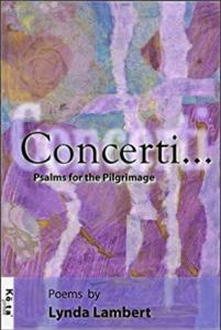 Concerti: Psalms for the Pilgrimage - Book Cover