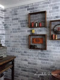 Uncategorized. Brick Wall Painting. englishsurvivalkit ...