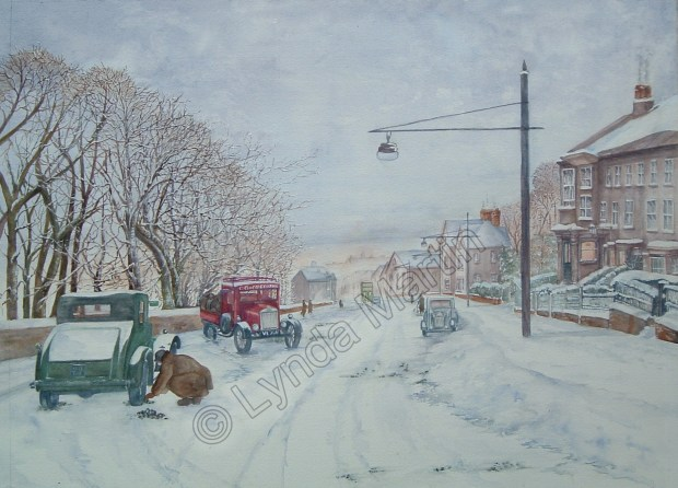 watermarked-Lindum hill 1936