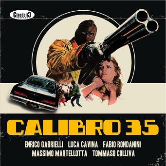 Italian MUsic: CALIBRO 35 CD's are out in Italian Market!!!
