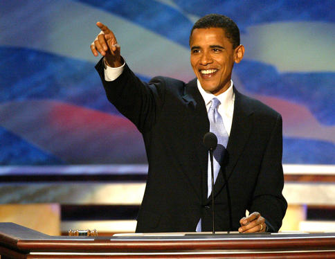 america\'s new president elected: Obama!