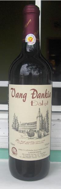 Finest Wine in Da Lat- Unbelievable!