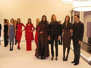 New York Fashion Week Fall 2009