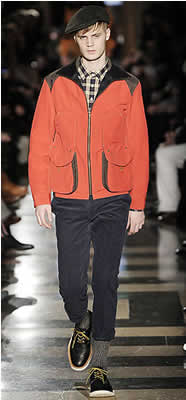 Men's Fashion Trends for 2009:JUNYA WATANABE