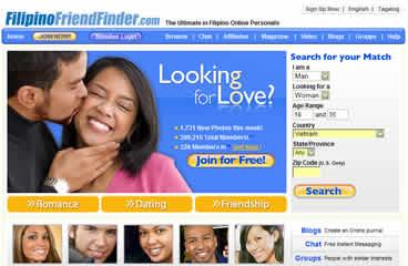 Filipina friend finder