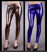 Variants of Metallic Leggings