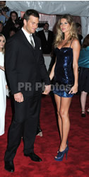 Giselle and Tony