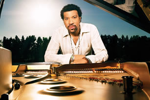 Cyndi Lauper, Lionel Richie, Carlos Santana - They're Legendary Musicians