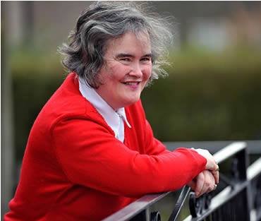 Susan Boyle's Anxiety Attack from Popularity Pressure