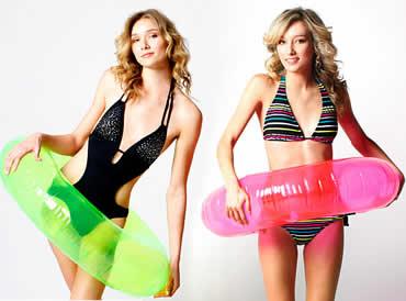 Charlotte Russe's Women's Swimwear
