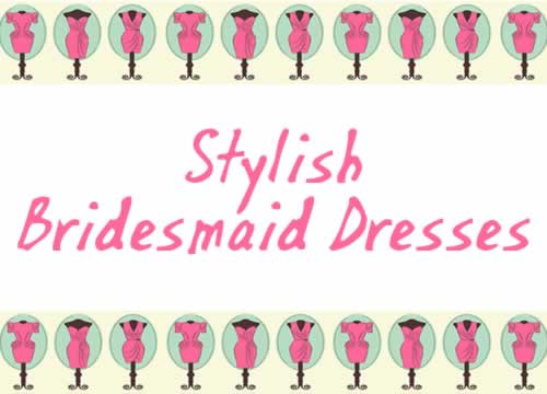 stylish-bridesmaid-dresses