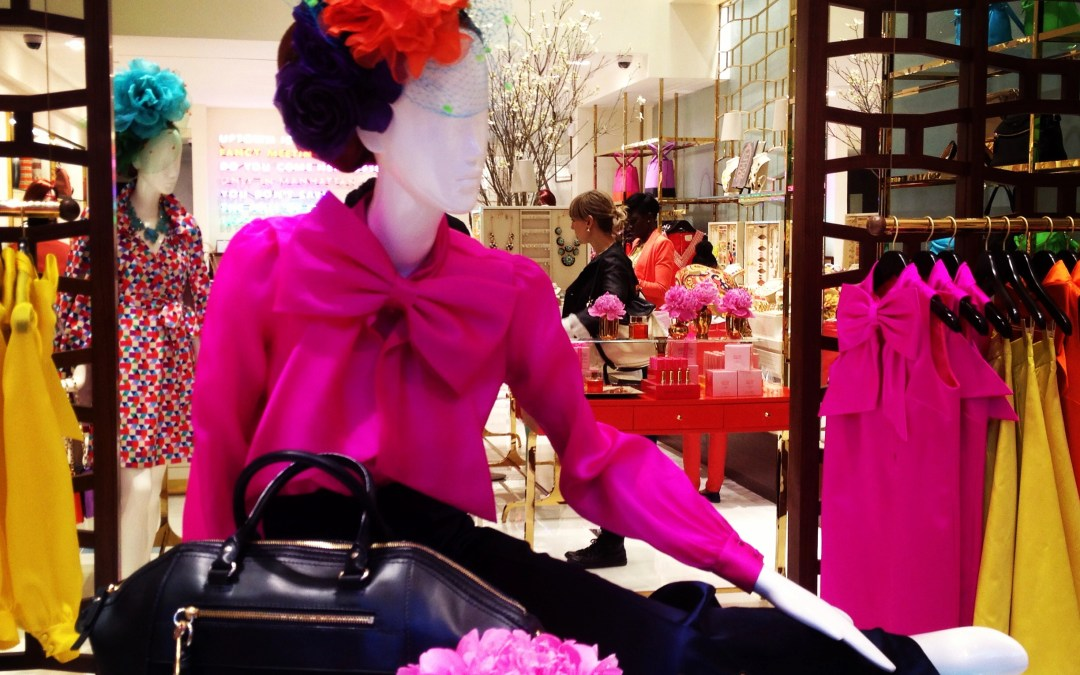 Kate Spade's Feast for the Eyes!