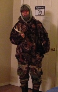 Camo hibernation gear