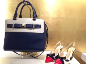 Kate Spade, love the shoes!