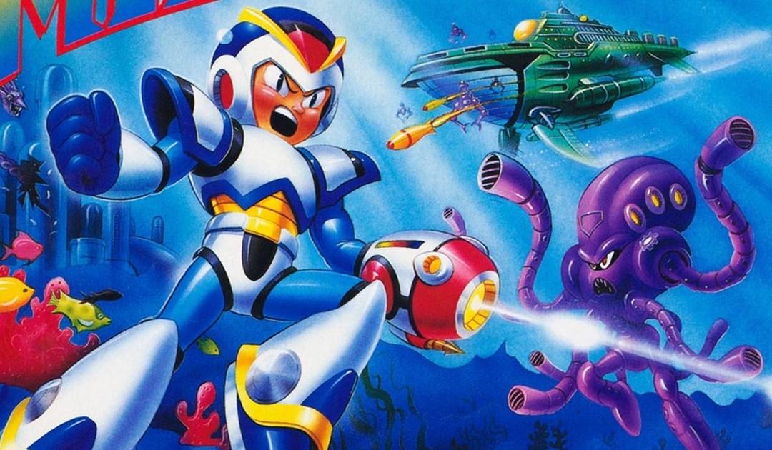 Mega Man X (SNES – 1994)