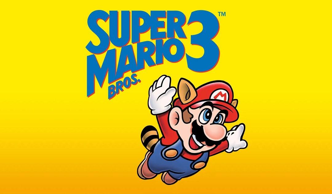 Super Mario Bros. 3 (NES – 1989)
