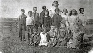 Lillies School Class of 1914 Darling Bk36P12