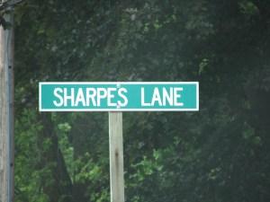 Sharpes Lane July 2006 (1)