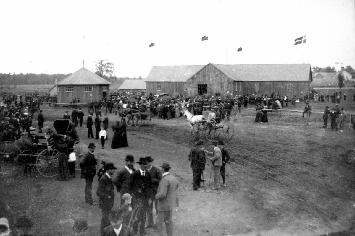 Unionville Fair – 1884 – Heritage Place Museum