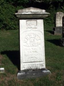 Andrew R.McNish Nov 5, 1833