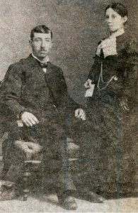 browntown-lorren-brown-and-1st-wife-edith-miner-in-1880s-darling-bk3p32