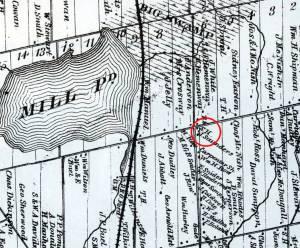 rowes-corners-school-1861-62-map