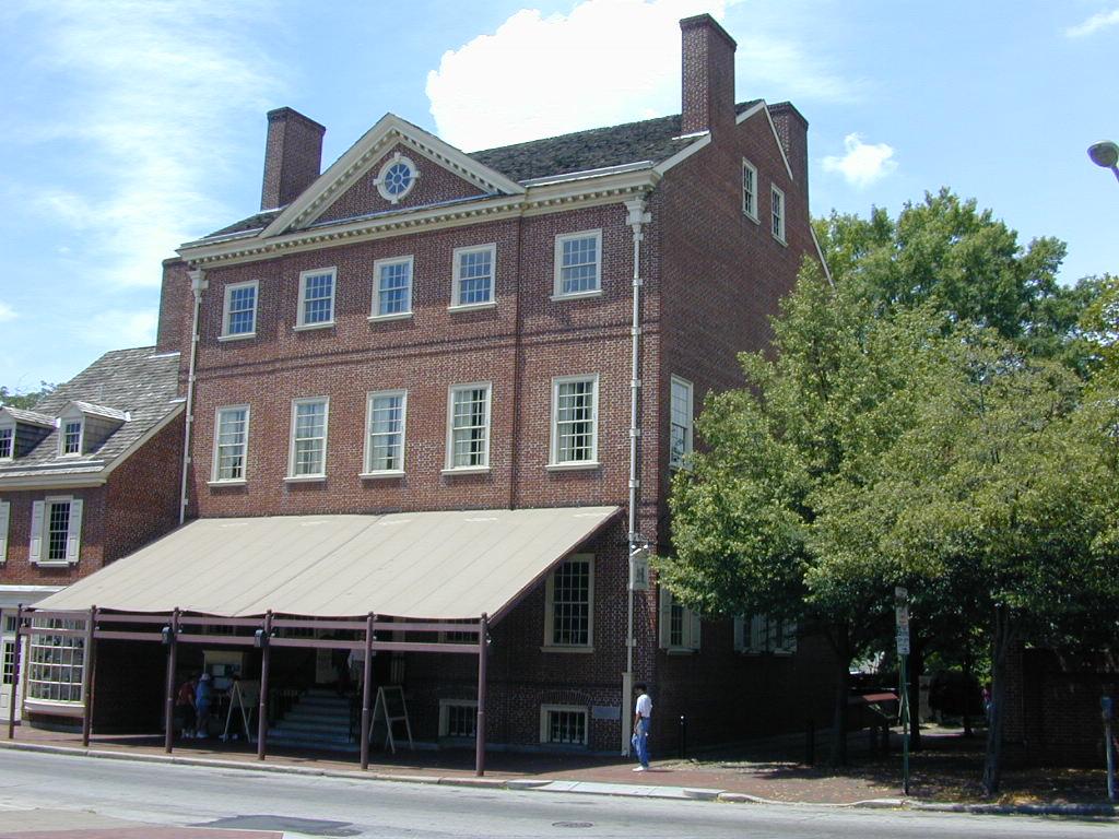 Image result for city tavern philadelphia