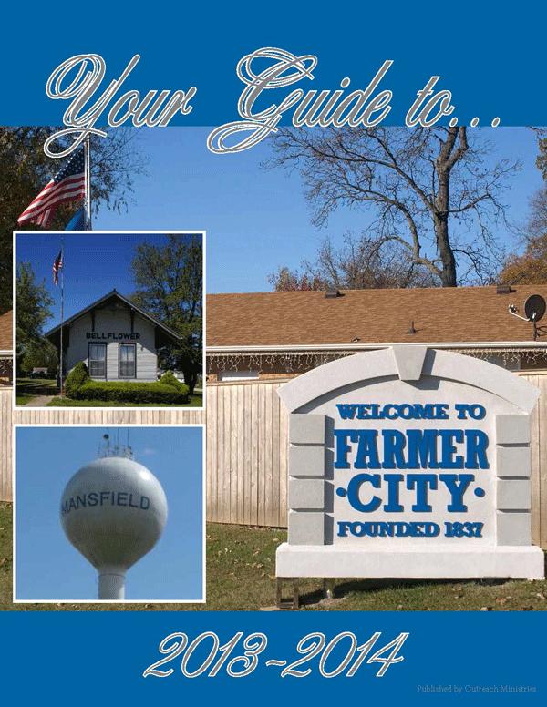 Farmer City Community Guide 2013-2014 version