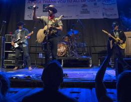 Darryl Worley and Drake White Concert at Heritage Days 2018
