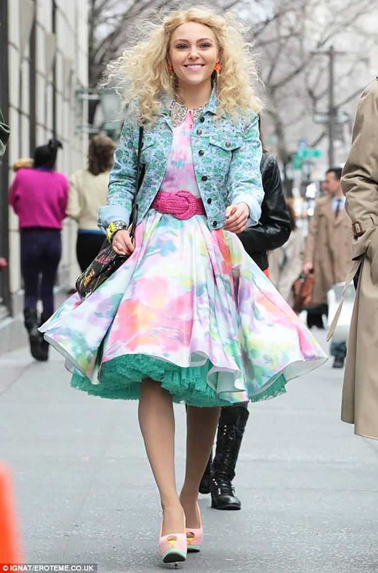 S Fashion Looks 80 Flashdance