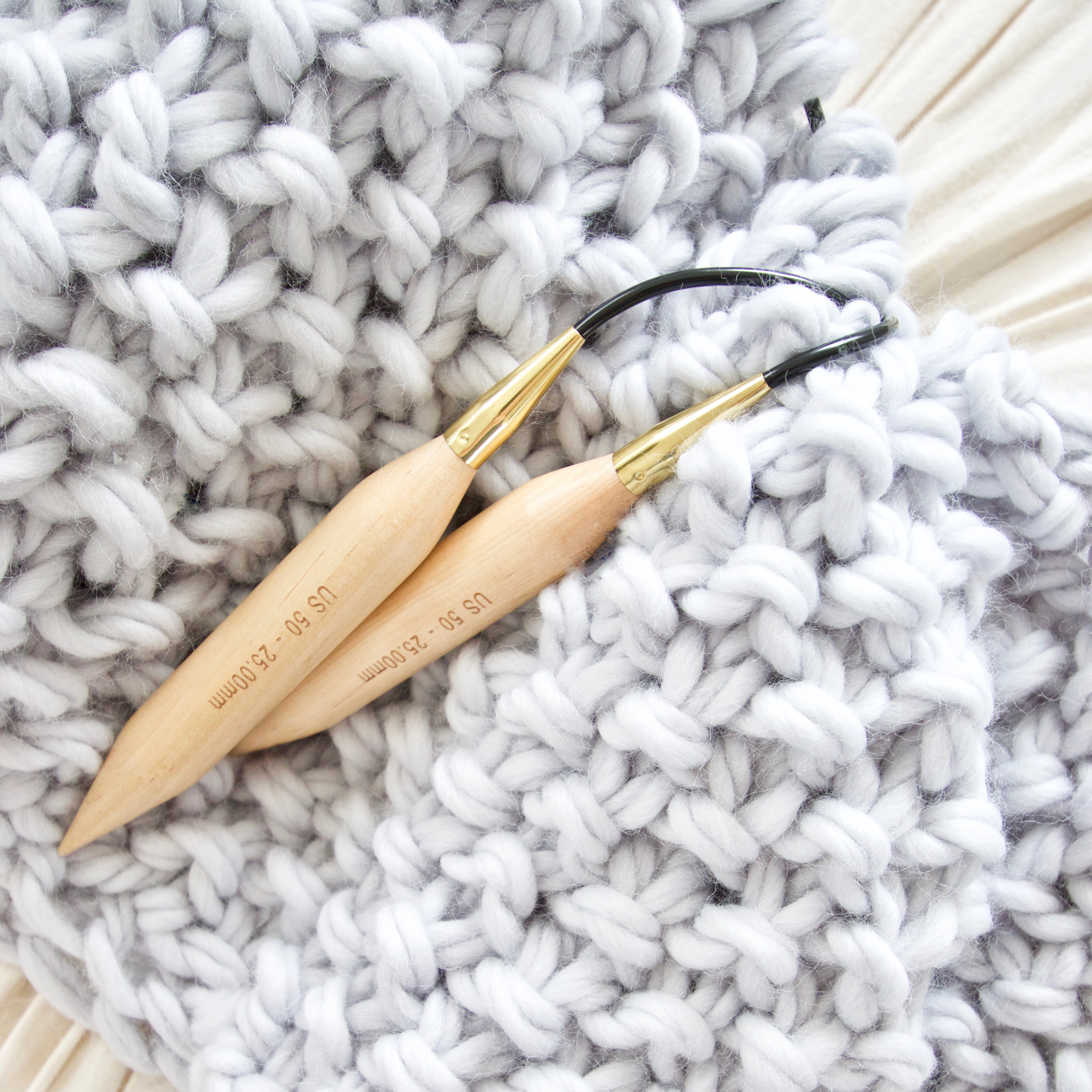 Knitting Size 50 Needle Projects