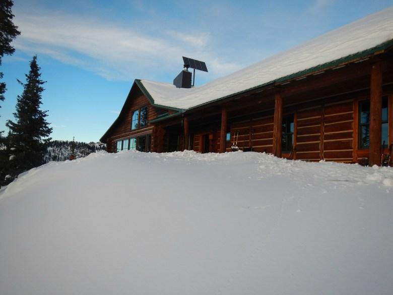 Colorado Hut Trip: Ben Eiseman Hut // lynnepetre.com