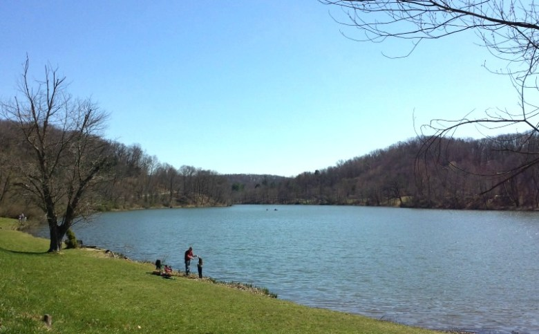North Park Lake Loop // lynnepetre.com