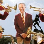 """Fight On!"" USC Trojan Marching Band Director Shows You How"