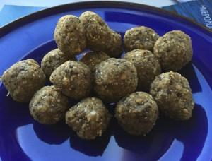 Super Amazing protein balls