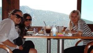 Traveling Greece   Lynn Roulo