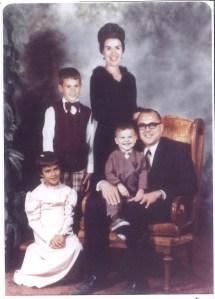 Family photo   Lynn Roulo
