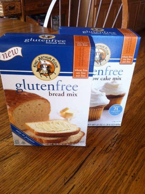 Where to buy gluten free flours and ingredients