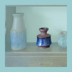 Vintage Scandinavian Vase 6303 Set