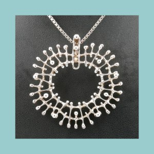 Else and Paul Necklace 331010 CUp Front