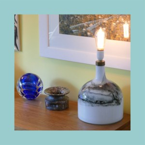 Holmegaard Art Lamp -1 Set