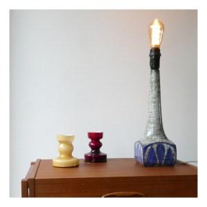 MAS Lampbase 6069 set