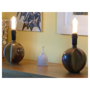 Pair of Soholm Lamps 1222-1 Set