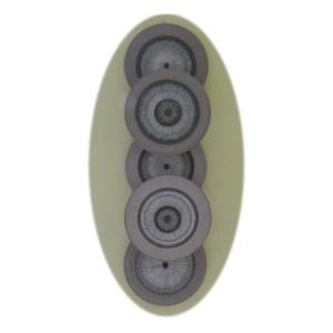5400-5-Disc-Wall-Light-F1