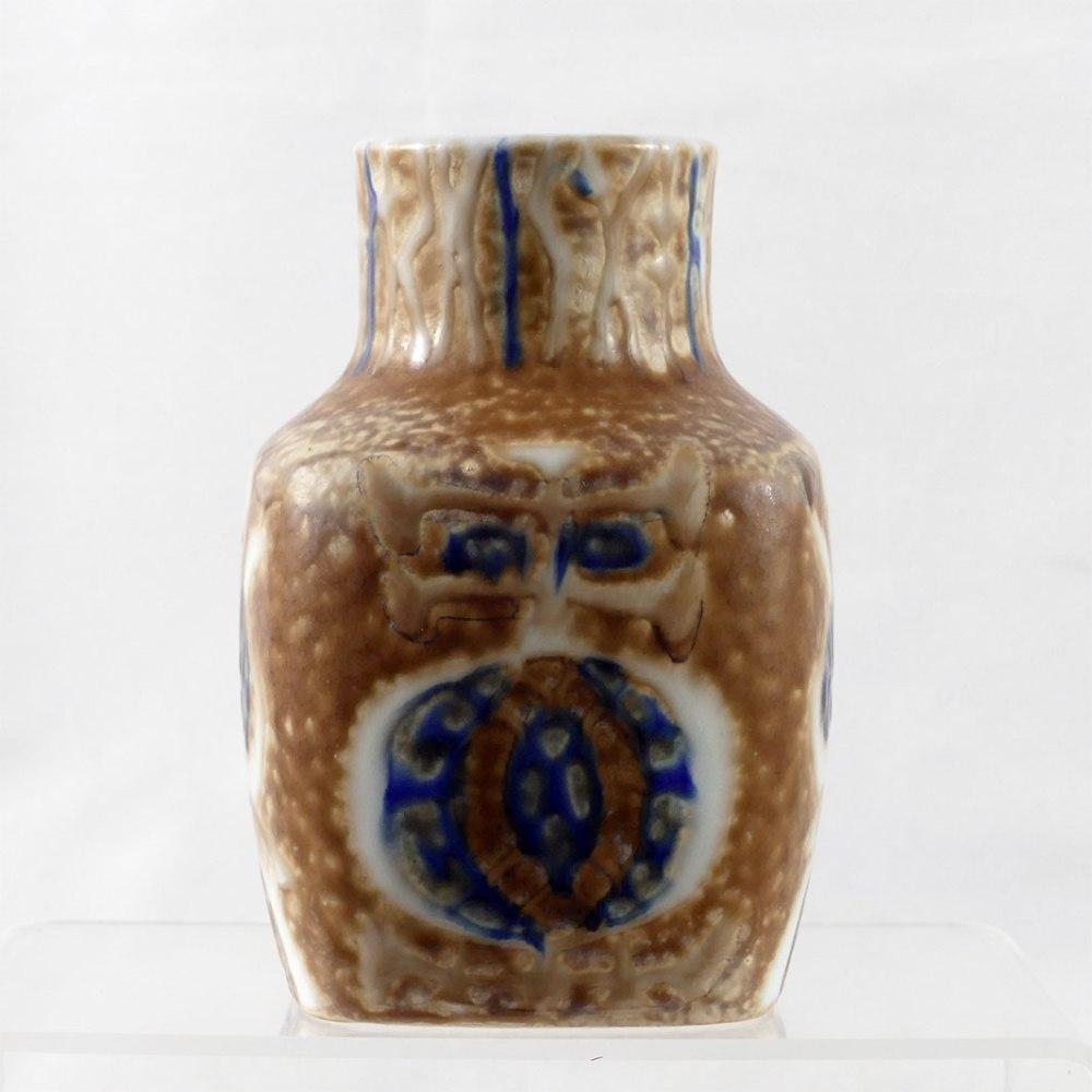 Royal Copenhagen Square Bottle Vase F1