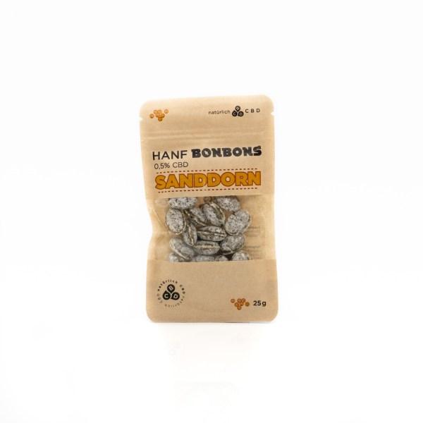 CBD Bonbons Sanddorn