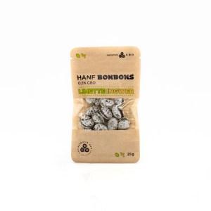 Hanfbonbons mit CBD Limette-Ingwer
