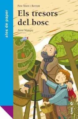 Els tresors del bosc book cover image