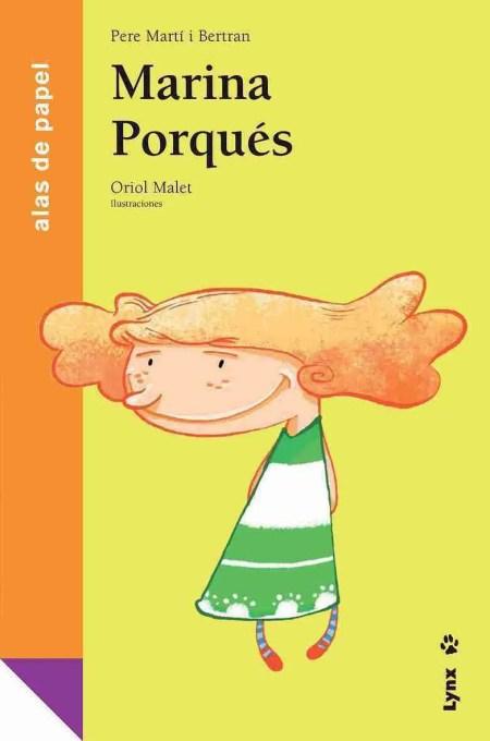 Marina Porqués book cover image