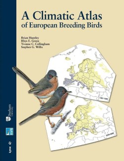 A Climatic Atlas of European Breeding Birds book cover image